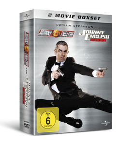Johnny English & Johnny English - Jetzt erst Recht