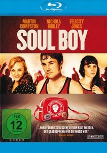 SoulBOY-Blu-ray Disc