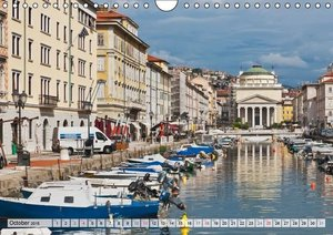 Italiy / UK-Version (Wall Calendar 2015 DIN A4 Landscape)