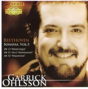 Sonatas,Vol.5 (Pathetique/Moonlight/Waldstein)