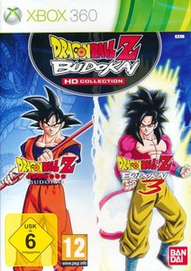 Dragonball Z - Budokai (HD Collection)