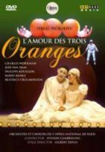 Cambreling/Workman/Van Dam: Liebe Zu Den Drei Orangen
