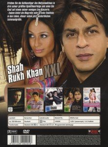 Sha Rukh Khan XXL (530 Minuten)