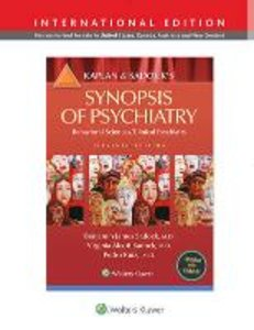 Kaplan and Sadock's Synopsis of Psychiatry: Behavioral Science/C