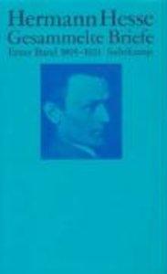 Hesse, H: Ges. Briefe 1