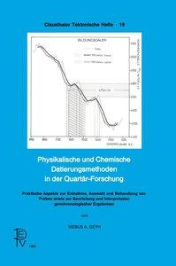 Physikalische und Chemische Datierungsmethoden in der Quartär-Fo