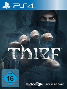 Thief. Playstation PS4