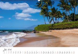 Strandsichten (Wandkalender 2016 DIN A2 quer)