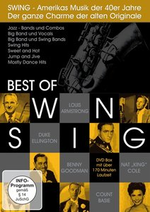 Best of Swing-Amerikas Musik der 40er