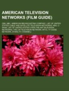 American television networks (Film Guide)