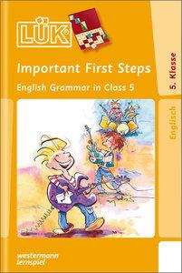 LÜK. English Grammar 1