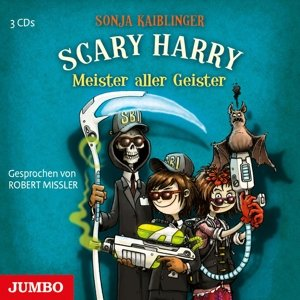 Scary Harry 3.Meister Aller Geister