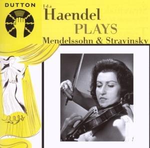 Ida Haendel Plays Mendelssohn...
