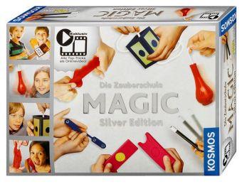 Die Zauberschule Magic Silver Edition - zum Schließen ins Bild klicken