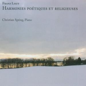 Harmonies Poetiques Et Religieuses