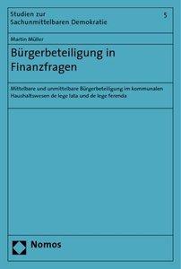 Bürgerbeteiligung in Finanzfragen
