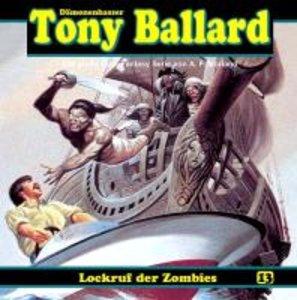 Tony Ballard 13-Lockruf Der Zombies 2.Teil