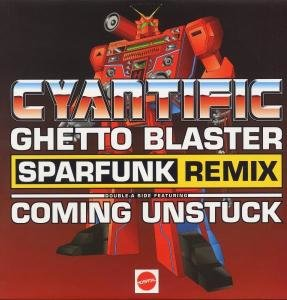 Ghetto Blaster RMX/Coming Unstuck