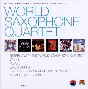 World Saxophone Quartet