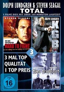 Dolph Lundgren & Steven Seagal Total-Box (3 Filme)