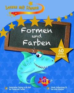 Lernen mit Sternen - Formen und Farben