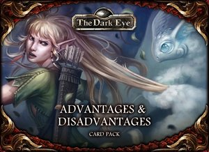 The Dark Eye Card Pack: Advantages & Disadvantages