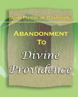 Abandonment To Divine Providence (1921) - zum Schließen ins Bild klicken