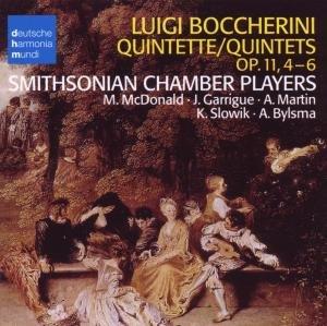 String Quintets Op.11,Nos.4-6