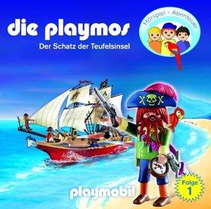(1)Der Schatz Der Teufelsinsel (Relaunch)