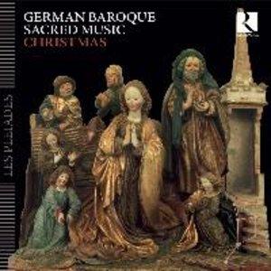 Geistl.Musik des dt.Barock-Weihnachten