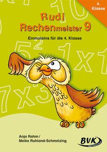 Rudi Rechenmeister 9