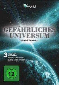Gefährliches Universum - Tod aus dem All