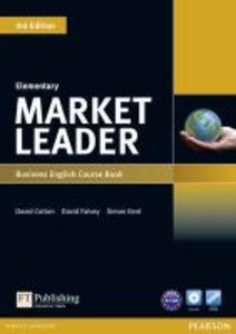 Market Leader. Elementary Coursebook (with DVD-ROM incl. Class A