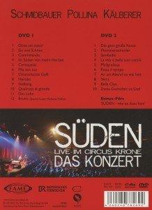 SÜDEN - Das Konzert live aus dem Circus Krone