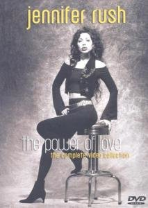 Jennifer Rush - The Power of Love - The Complete Video Collectio