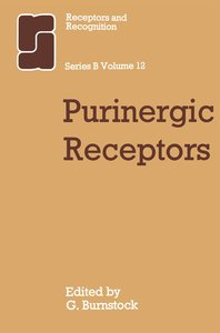 Purinergic Receptors