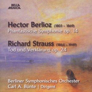 Phantastische Symphonie/Tod und Verklärung
