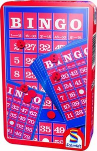 Bingo in Metalldose