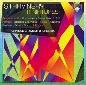 Stravinsky: Miniatures