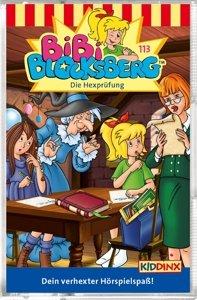 Bibi Blocksberg 113. Die Hexprüfung