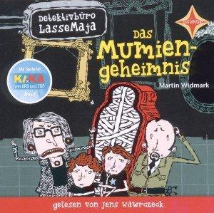 Widmark, M: Detektivbüro LasseMaja/Mumiengeheimnis/CD