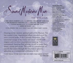 Sound Medicine Man