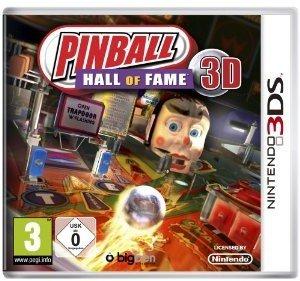 Pinball - Hall of Fame (3DS)