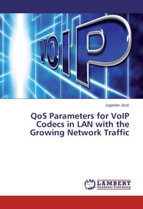 QoS Parameters for VoIP Codecs in LAN with the Growing Network T