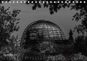 Berlin - Licht und Schatten (Tischkalender 2017 DIN A5 quer)