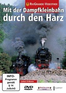 Mit Der Dampfkleinbahn Durch Den Harz
