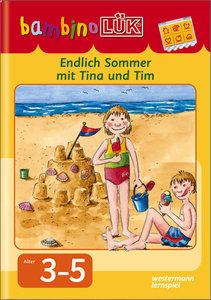 bambinoLÜK Endlich Sommer mit Tina und Tim