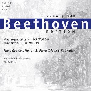 Klavierquartette 1-2-3