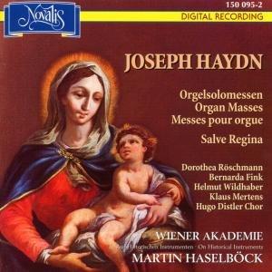 Orgel Solo Messen/Salve Regina