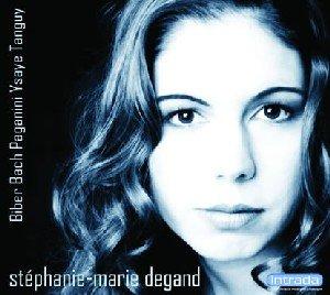 Biber Bach Paganini Ysaye Tanguy